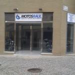 Fachada Motos Raul